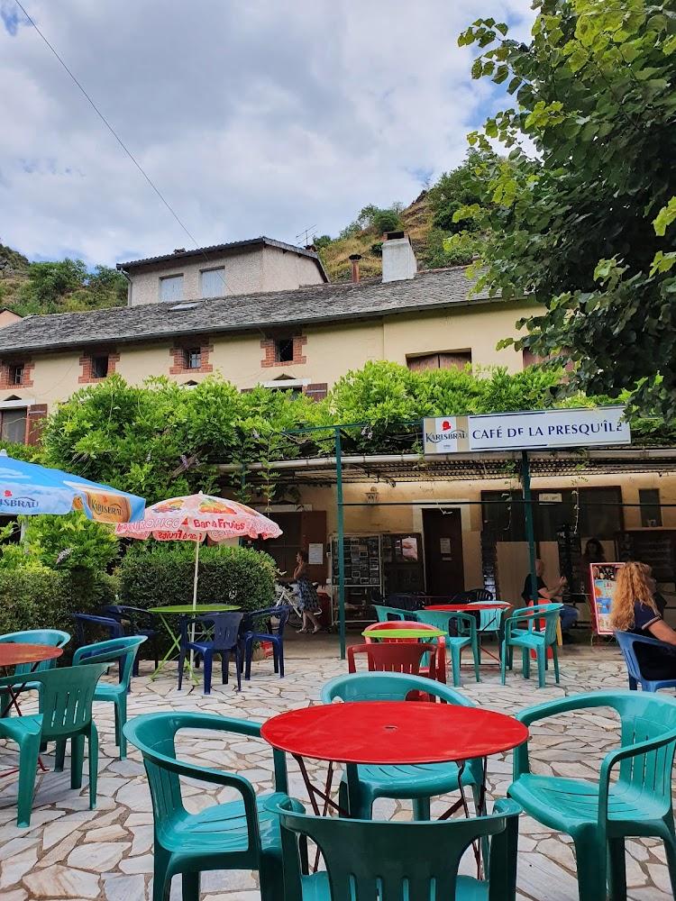 photo du resaurant Café de la presqu'île