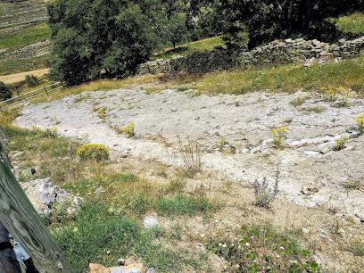 Yacimiento de Icnitas de Fuente Lacorte - El Frontal