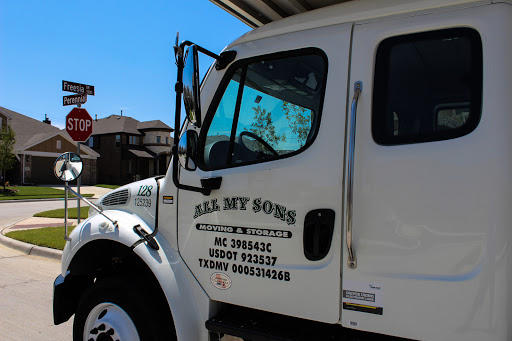 Moving and Storage Service «All My Sons Moving & Storage», reviews and photos