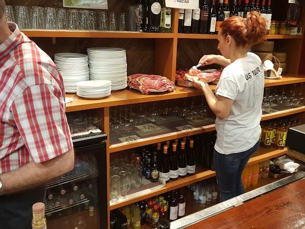 Bar Jamón Jamón