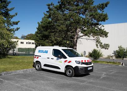 deratiseur Ecolab Pest France EGLY