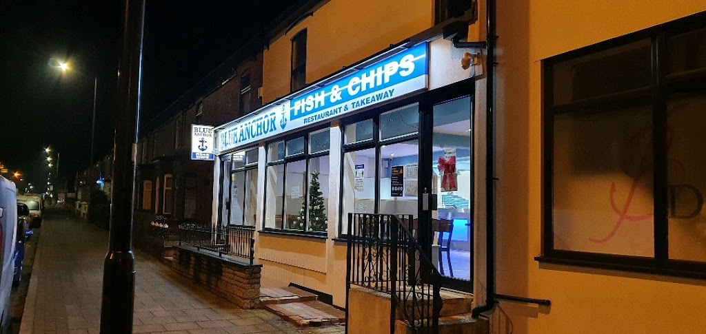 Blue Anchor Fish & Chips