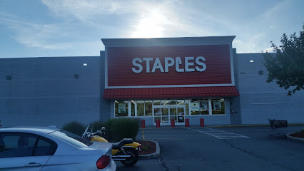 Office supply store Staples