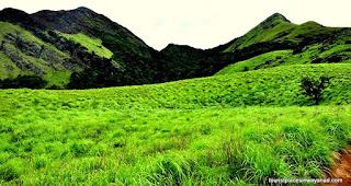 Wayanad Tourist Places - Chembra Peak
