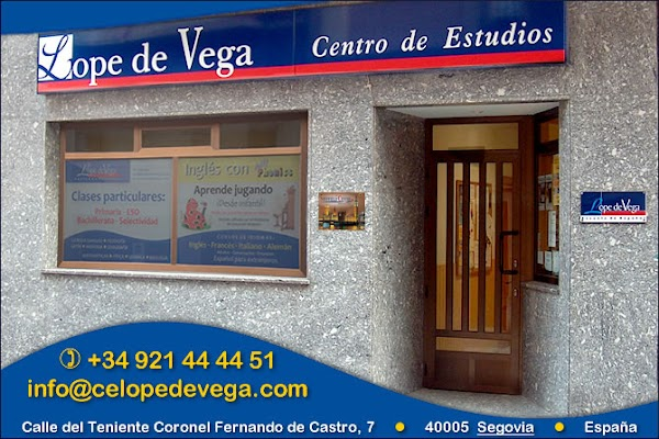Centro de Estudios Lope de Vega