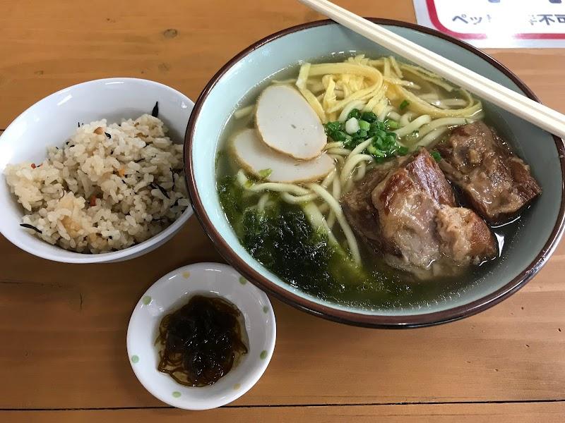 沖縄そば ぴぱら