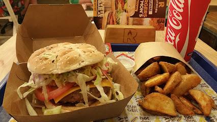 Raymons – The Funny Burger - Opiniones e Información