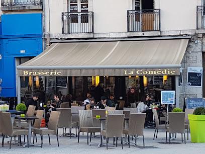 photo du restaurant La Comédie