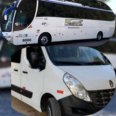 Kari Transportes - Aluguel de Vans e Ônibus em Cascavel