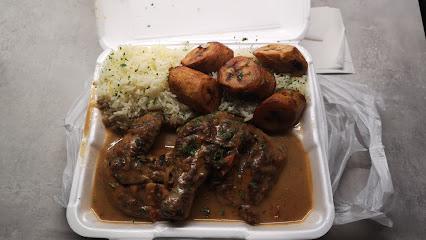 Resto-Café Chez Les Copains El-Shadi-Roï Cuisine Africaine