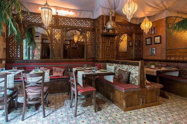 Aladdin Restaurante Arabe