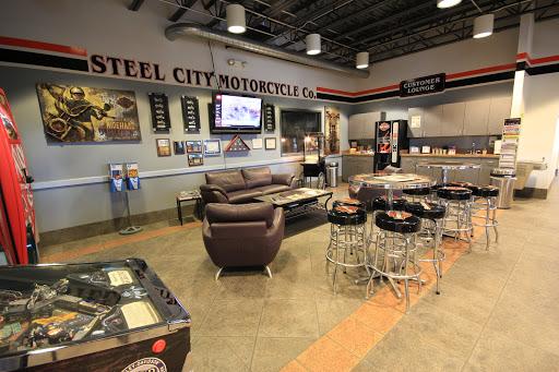 Steel City Harley-Davidson, 1375 Washington Rd, Washington, PA 15301, Motorcycle Dealer