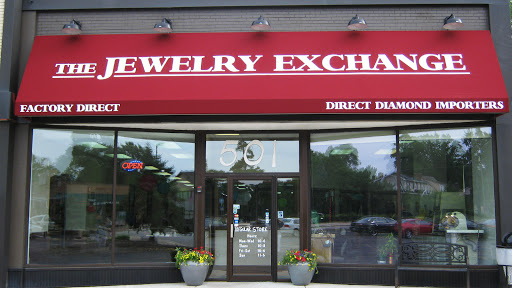 Jewelry Store «The Jewelry Exchange», reviews and photos, 501 E St Charles Rd, Villa Park, IL 60181, USA