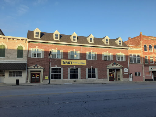 First Financial Bank in Portland, Indiana