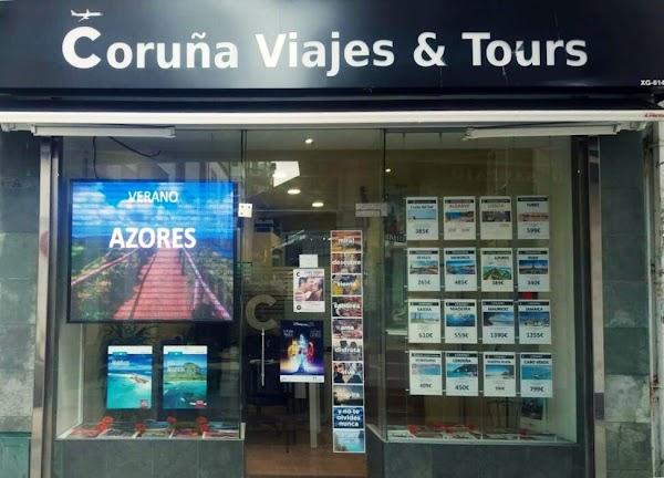 Coruña Viajes  Tours