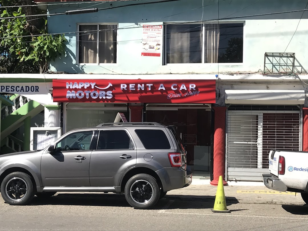 Happy Motors Rent a Car