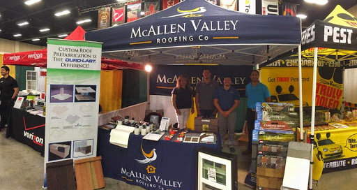 Roofing Contractor «McAllen Valley Roofing Co.», reviews and photos, 107 Calle Del Norte Dr #5c, Laredo, TX 78041, USA