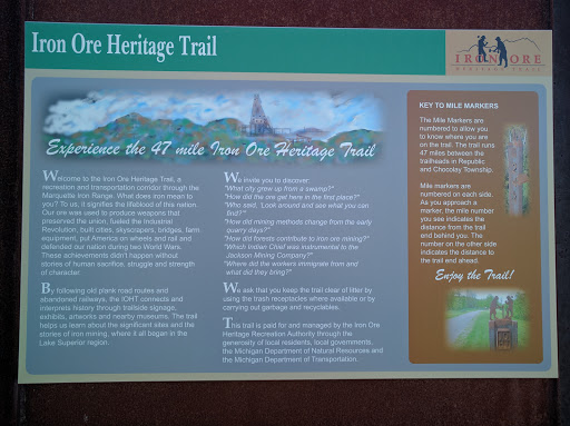 Museum «Cliffs Shaft Mine Museum», reviews and photos, 501 W Euclid St, Ishpeming, MI 49849, USA