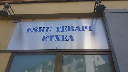 imagen de masajista Esku Terapi Etxea