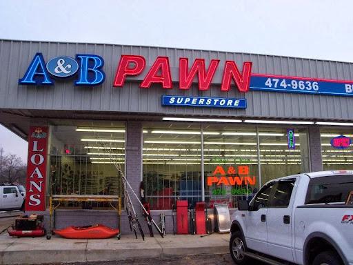 A & B Pawn & Jewelry, 2201 Alma Hwy, Van Buren, AR 72956, Pawn Shop