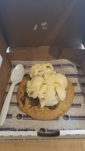 Cookie Shop «Insomnia Cookies», reviews and photos, 1301 University Ave, Lubbock, TX 79401, USA