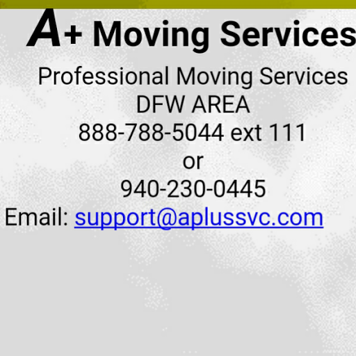 Mover «A+ Moving Services», reviews and photos