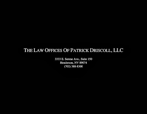 Bankruptcy Service «The Law Offices of Patrick Driscoll, LLC», reviews and photos