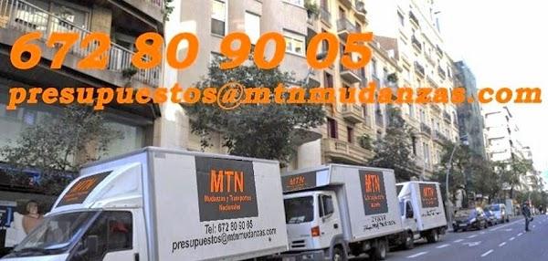 MTN Mudanzas