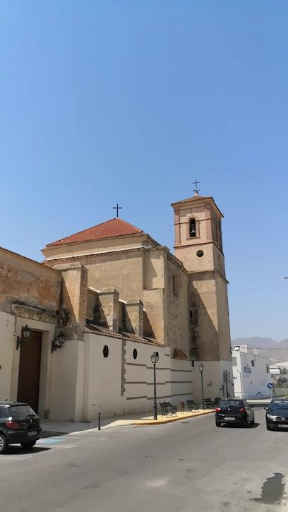 Iglesia Apostólica de San Indalecio-Pechina-Almería