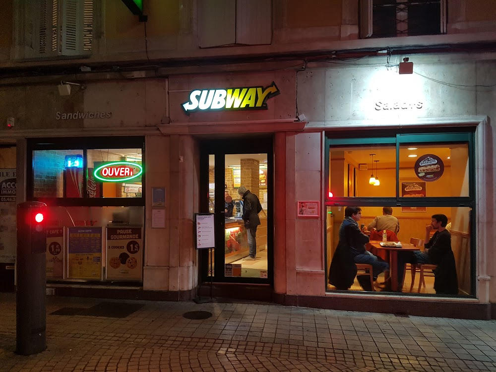 photo du resaurant Subway