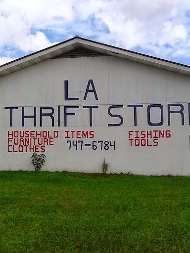 Thrift Store «LA Thrift Store», reviews and photos, 8360 AL-59, Foley, AL 36535, USA