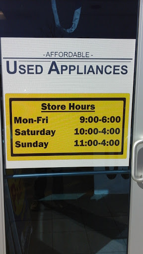 Used Appliance Store «Affordable Used Appliances», reviews and photos, 19185 Lincoln Ave #2, Parker, CO 80138, USA
