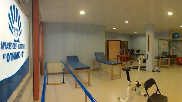 Centro de Fisioterapia O Chanto