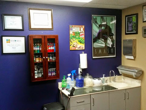 Tattoo Shop «Indigo Body Art Gallery», reviews and photos, 2411 2nd St #3, Coralville, IA 52241, USA