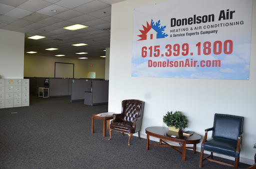 HVAC Contractor «Donelson Air Service Experts», reviews and photos