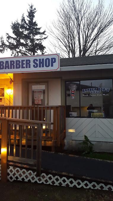 Barber Bob's Shop