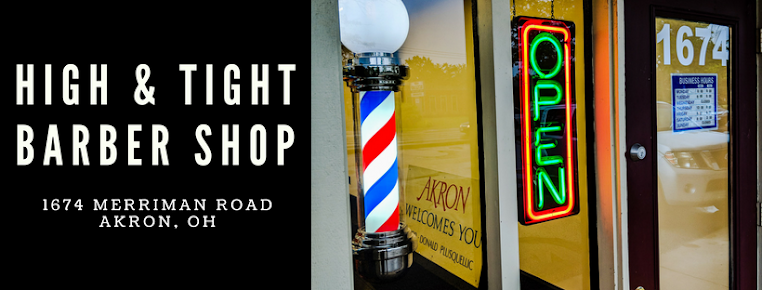 High & Tight Barber Shop