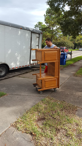 Mover «Houston Katy Moving Services», reviews and photos