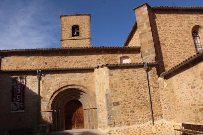 Church of Nuestra Señora de la Peña, Ágreda