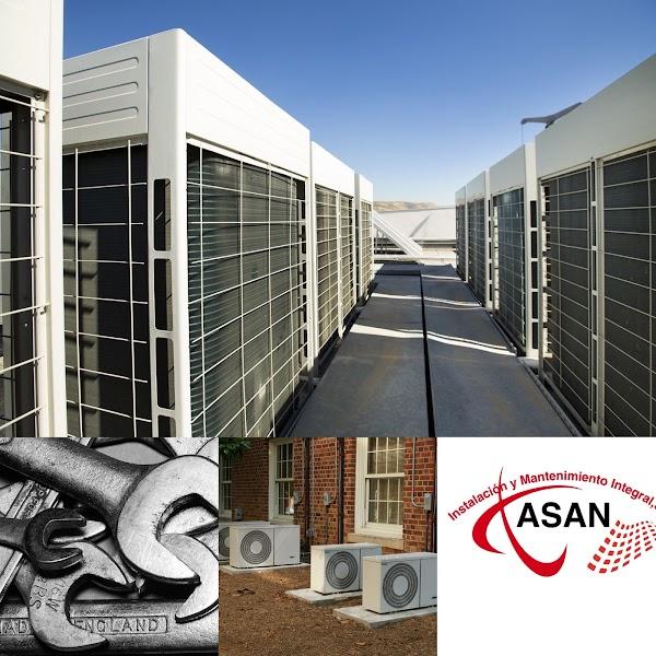 ASAN instalación y mantenimiento integral , s.l.