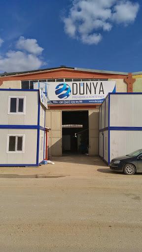 Dünya Prefabrik Konteyner Gaziantep