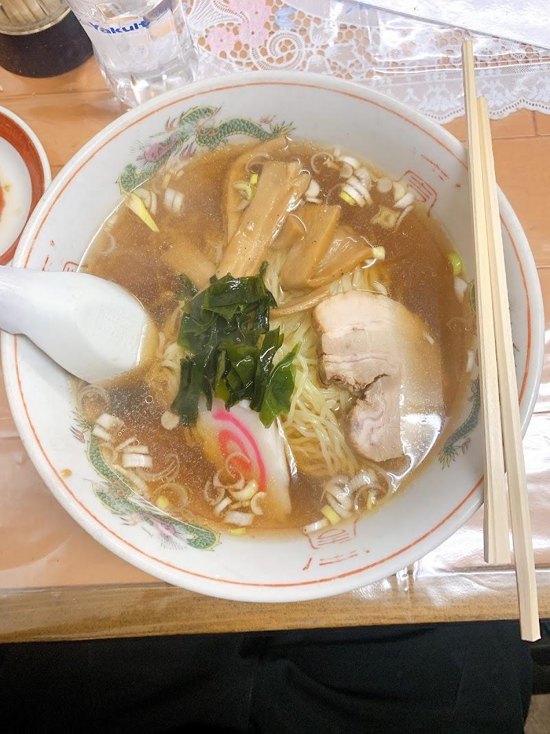 中華料理店 紅蘭 餃子舗 美味