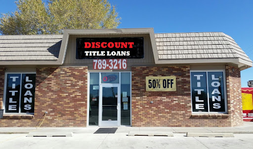 Discount Title Loans, 206 W Main St, Vernal, UT 84078, Loan Agency