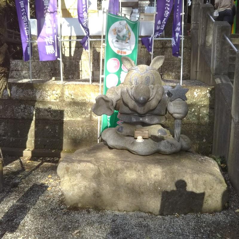 星宮神社(トトロ神社)