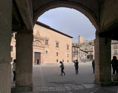 Palacio de los Condes de Miranda (Avellaneda)