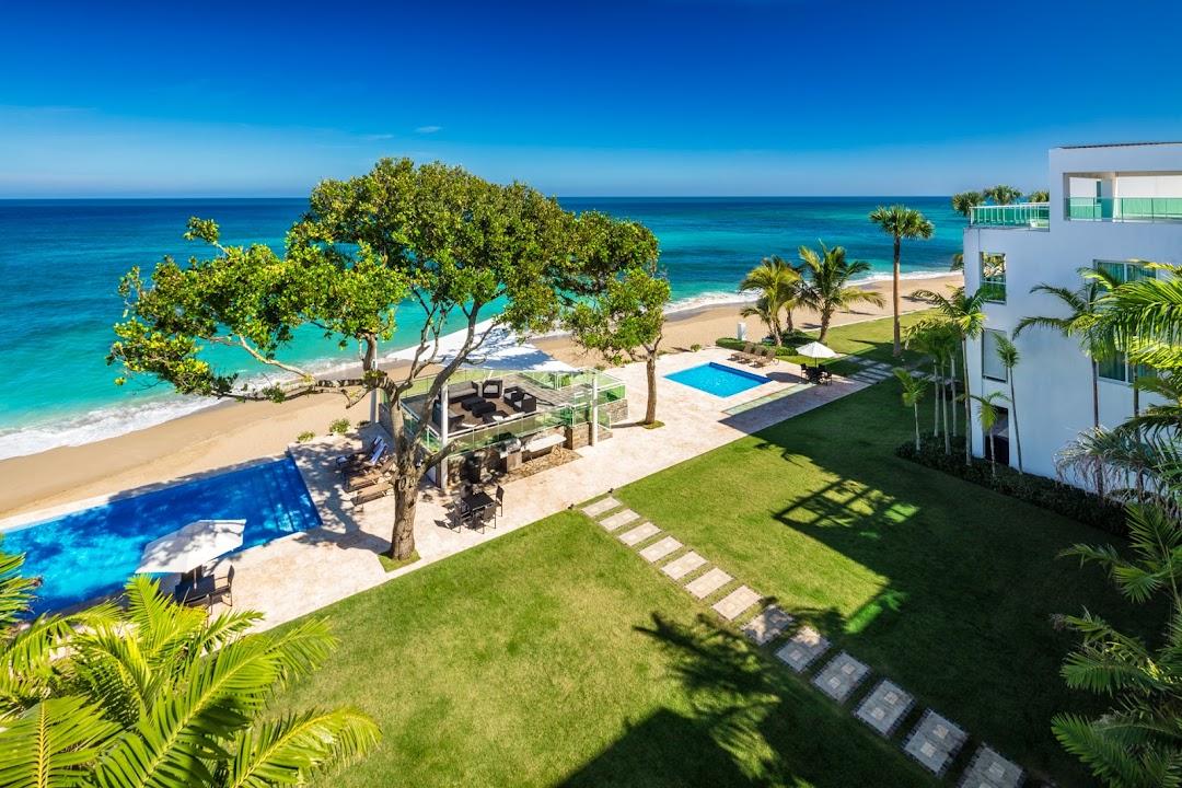 Blue Green Beach Front Condos