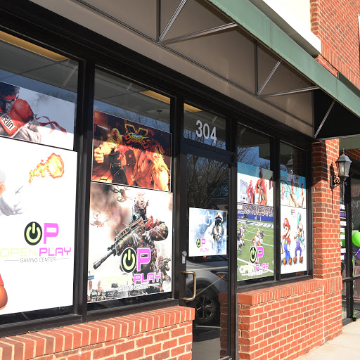 Video Arcade «Open Play Gaming Center», reviews and photos, 1600 Kennesaw Due West Rd NW #304, Kennesaw, GA 30152, USA