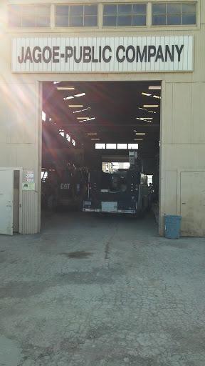 Jagoe-Public Co, 3020 Fort Worth Dr, Denton, TX 76205, Trucking Company