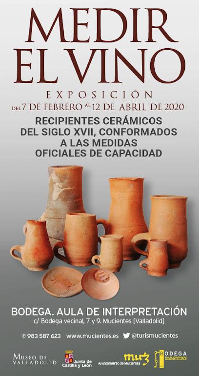 Bodega.Aula De Interpretación. (Museo del vino) Mucientes
