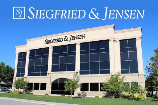 Siegfried & Jensen, 5664 S Green St, Salt Lake City, UT 84123, Personal Injury Attorney